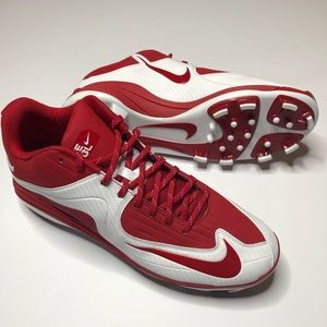 Nike Men's Athletic Baseball Cleats, BSBL Pro, 15